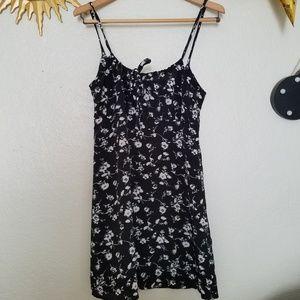 Vintage flowery dress